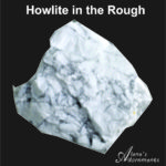 Howlite: the great pretender.
