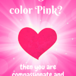 Color Affects Us: PINK