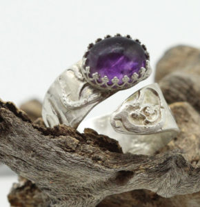 ring, jewelry, handmade, heart