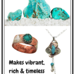 Turquoise Gemstone: Legends and Fascinating Facts