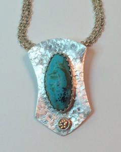 turquoise, jewelry, pendant