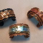 Do you love Copper Cuffs?  See my newest collection.