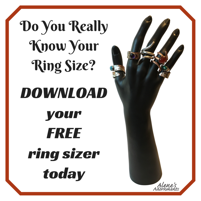 how to tell what size ring you wear